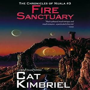 Fire Sanctuary Audiobook