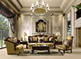 Molfetta 2 Pieces Timeless Living Room Sofa and Love Seat Set