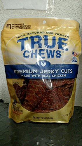 NATURAL CHICKEN FILLET DOG CHEWS 24 OUNCES GRAIN FREE MADE IN USA
