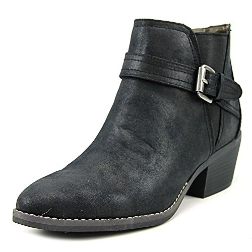 Stiefel Fashion Frauen Rund Pumps White Mountain Hadley Black gxB4WO7q