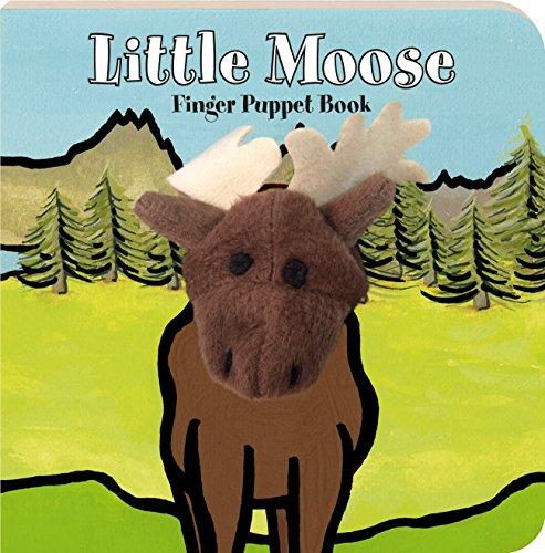 Little Moose: Finger Puppet Book (Die My Dreams)