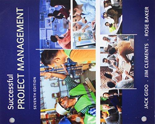 Bundle: Successful Project Management, Loose-Leaf Version, 7th + MindTap Project Management, 1 term (6 months) Printed Access Card
