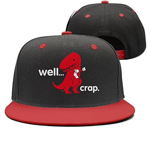 Cap Unstoppable Paper Well Crap Unisex Cap Cute Stylish Casual Simple Funny Personality Fashion Travel Essential ()