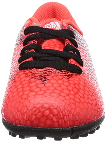 J Football De Chaussures Rouge F5 Adidas Comptition Enfant Tf Mixte EXwRBxq