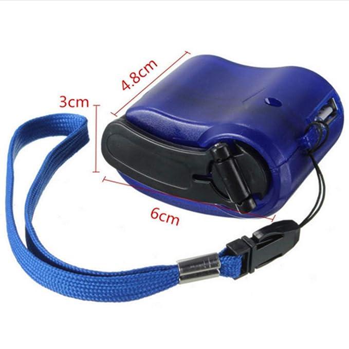 EisEyen - Cargador de Emergencia USB para Exteriores con ...