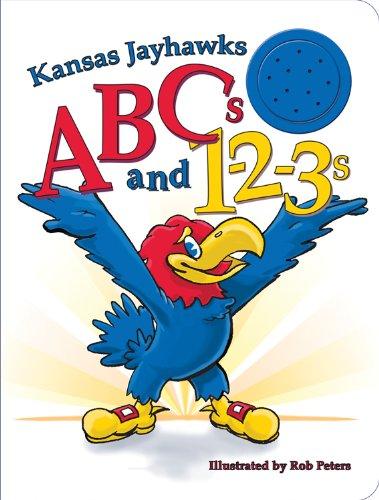 Kansas Jayhawks ABCs and 1-2-3s