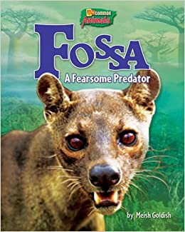 Fossa  A Fearsome Predator (Uncommon Animals)  Meish Goldish ... 934b2b11c3e