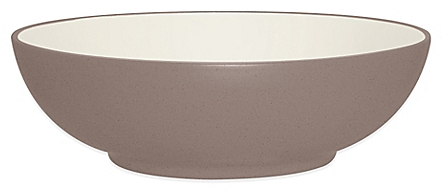 Noritake® Colorwave Round Vegetable Bowl in Clay - BedBathandBeyon​d.com