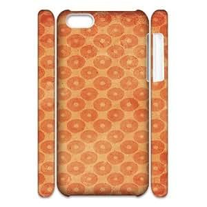 MEIMEIiphone 6 plus 5.5 inch Case 3D, Vintage Orange Pattern Case for iphone 6 plus 5.5 inch white lmiphone 6 plus 5.5 inch173265MEIMEI