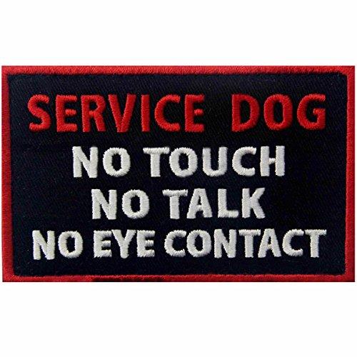 service dog patch stop - 4