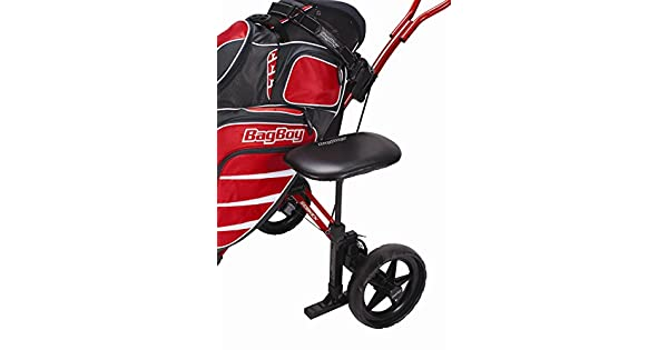 Amazon.com: Bag Boy Carrito de golf Asiento: Sports & Outdoors