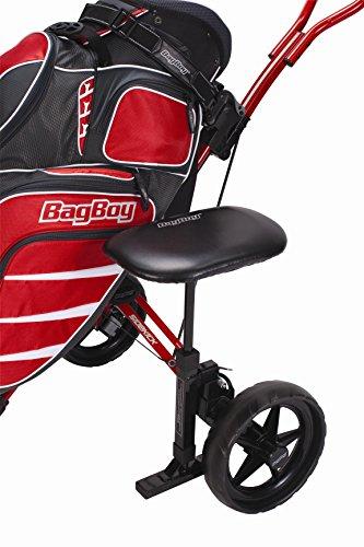 Bag Boy Steel Push Cart - 3
