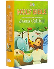 ICB, Jesus Calling Bible for Children, Hardcover: with Devotions from Sarah Young's Jesus Calling