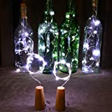 Ideal for Halloween, Christmas, Thanksgiving Day, Party, Holiday, Wedding Decoration or as a gift (6Pack, White)