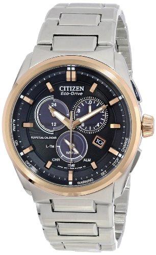 Citizen BL5486 57E Eco Drive Perpetual Chronograph