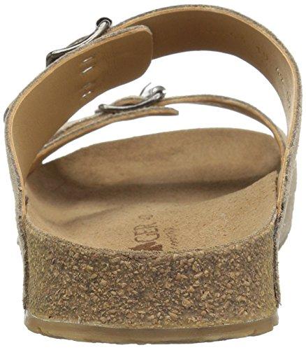 Sparkle Haflinger Andrea Women's Gold Sandal rP8IqP1
