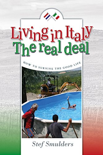 Living In Italy: The Real Deal by Stef Smulders ebook deal