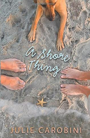 book cover of A Shore Thing