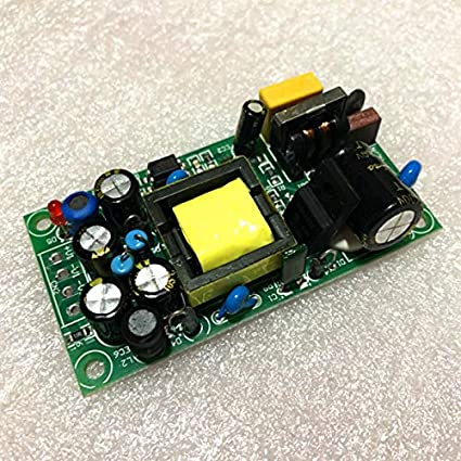 ESHION® 5V1A / 12V 1A Dual Output Regulated Switching Power Supply AC  110-240V