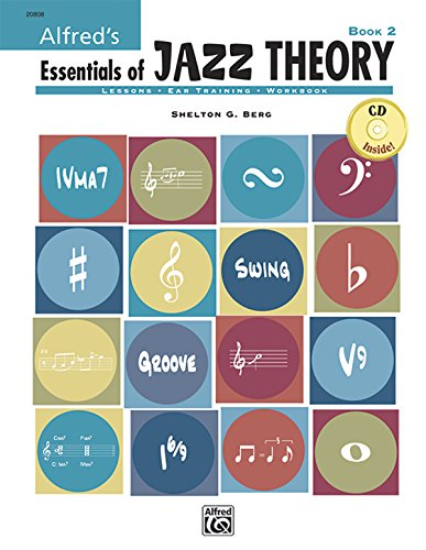 Alfred's Essentials of Jazz Theory, Book 2 (Book & CD)