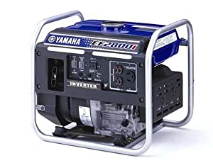 Yamaha EF2800i, 2500 Running Watts/2800 Starting Watts, Gas Powered Portable Generator, CARB Compliant