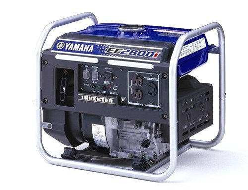Yamaha EF2800i Starting Portable Generator
