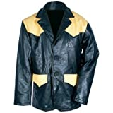 West Gen Lth Sport Jacket - M - Style GFWOSM