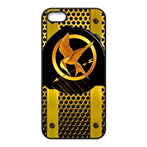 Changetime Best The Hunger Games phone case, iPhone 5,5S Covers for The Hunger Games logo hard case, Cartoon phone case show VAZZA