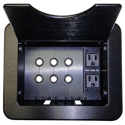 Altinex Cable Nook Tabletop Interconnect Box - CNK260
