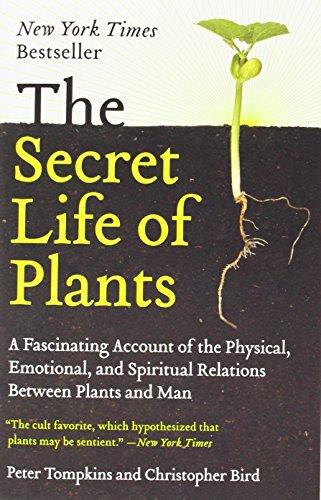 The Secret Life of Plants by Peter Tompkins (31-Mar-1989) Paperback