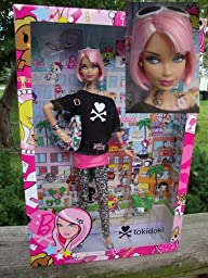 Amazon Com Barbie Collector Tokidoki Barbie Doll Gold
