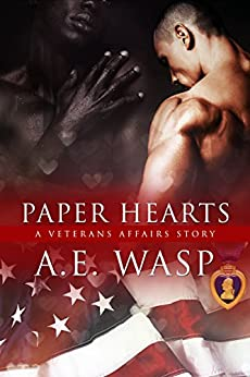 Paper Hearts: A Veterans Affairs Novel by [Wasp, A. E.]