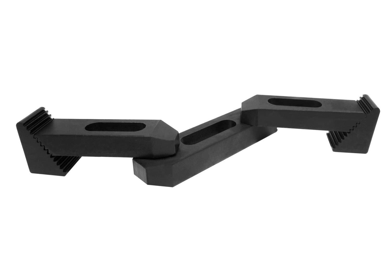PAULIMOT Spannpratzen-Set 58-teilig M10 12 mm im Koffer