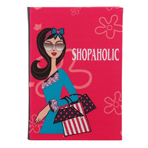Classic fabric cover notebook journal diary college ruled story writing in paper for men women & girls with bookmark enclosed perfect for travel (8.5 in x 6 in) (Best Laptop Price In India)