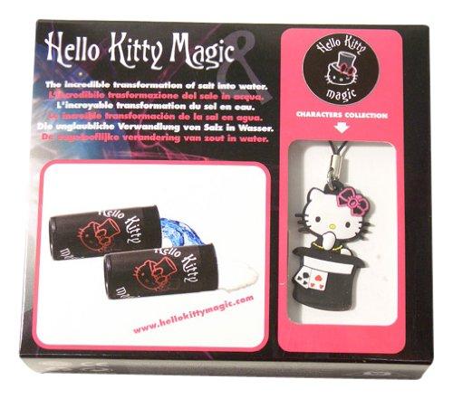 Hello Kitty Magic MS2003 - Décoration de Fêtes - Tour de Magie - La Transformation du Sel