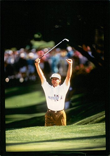 Vintage photo of Fred Couples