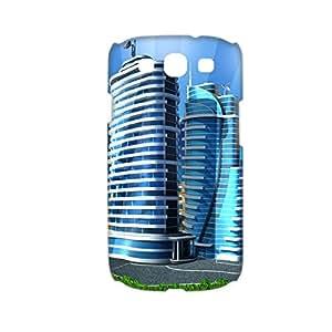 Printing Megapolis For S3 I9300 Samsung High Quality Phone Cases For Girls Choose Design 1-1