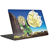 Skinit Dragon Ball Z MacBook Pro 15-inch with Touch Bar (2016-18) Skin - Gohan Power Punch Design - Ultra Thin, Lightweight Vinyl Decal Protection