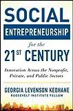 Social Entrepreneurship for the 21st Century 1st Edition