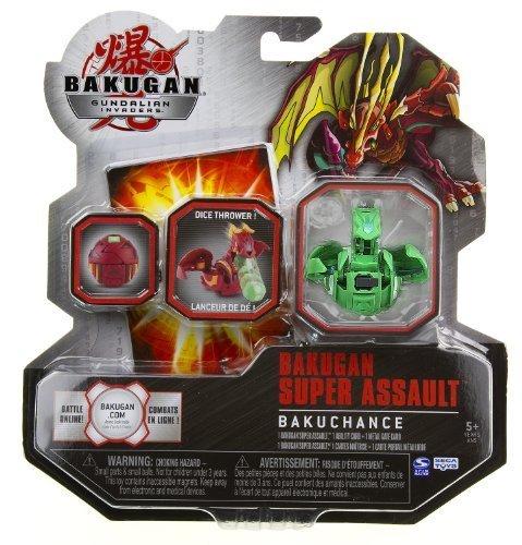BakuChance (Ventus): Bakugan Super Assault - Bakugan Gundalian Invaders Serie...