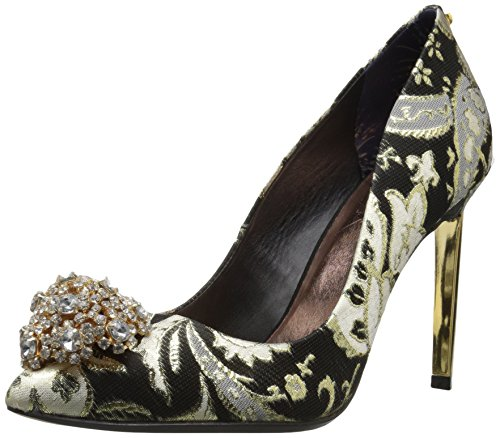 Paisley Peetch Ornate Ted Baker Pump Women's q0xwEXBa
