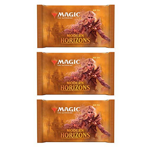 - Magice the Gathering MTG Modern Horizons 3 Booster Packs
