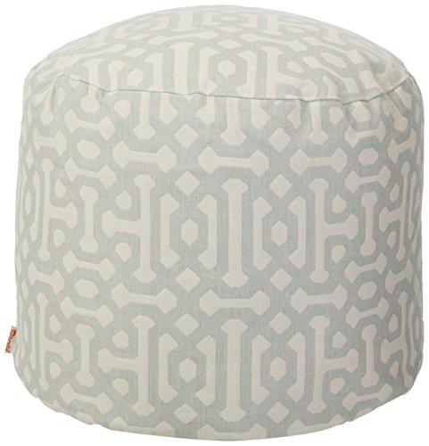 - Core Covers Outdoor/Indoor Sunbrella Round Pouf, 22