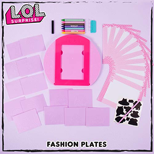 L O L Surprise Fashion Plates Only 9 97 She Ll Love It