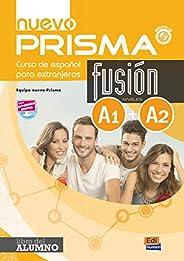 Nuevo prisma fusion A1+A2 - Libro del alumno: Curso de Espanol para Extranjeros