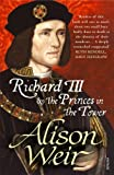 The Princes in the Tower by Alison Weir front cover