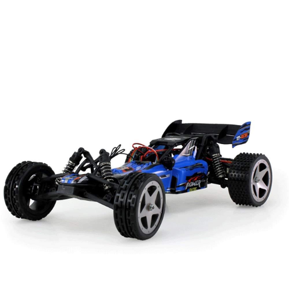 Mopoq 2.4グラム高速オフロードリモートコントロール車の子供大人のレーシングカー充電式ドリフトおもちゃ車の男の子女の子親子ホリデー誕生日ギフト