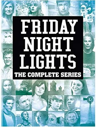 Friday Night Lights  Complete Series DVD Region 1 US Import NTSC  Amazon.co.uk   DVD   Blu-ray e748e3dc2