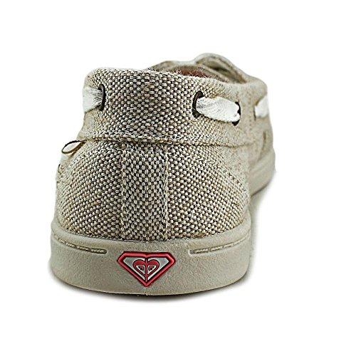 Roxy Skooner V Mujer Lona Zapatos del Barco