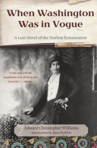 Search : When Washington Was in Vogue: A Lost Novel of the Harlem Renaissance